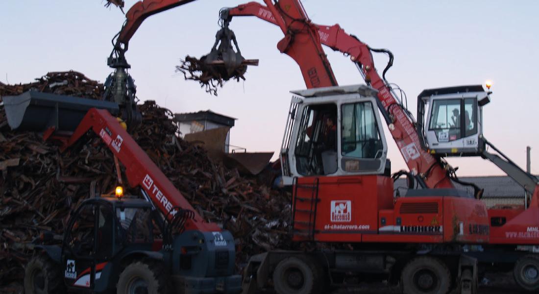 Cmo se recicla el metal y se convierte en nuevos productos sms clasificacin y recuperacin de metales urtaz Image collections